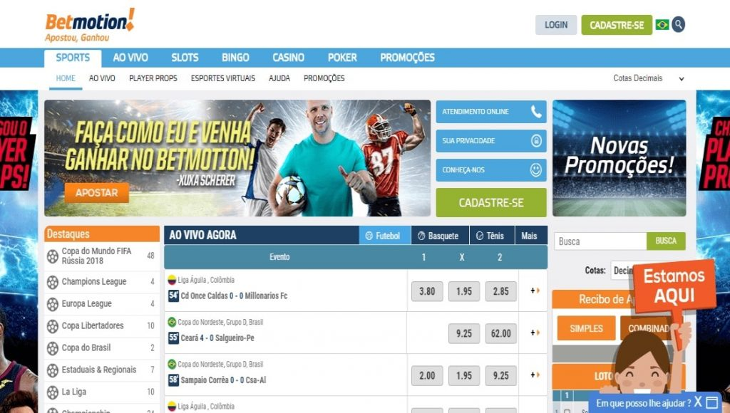 Betmotion casino 189252